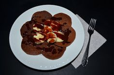 Mlsná máma : Kakaové lívanečky