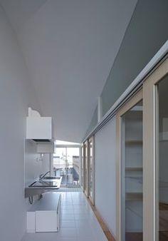 Hikone Studio Apartments, Hikone, 2015 - Alphaville Architects