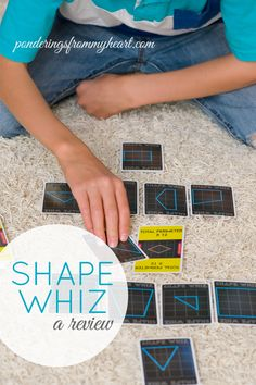 Shape Whiz | A Review