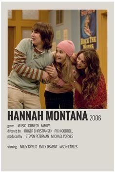Hannah Montana - Polaroid Poster #best #film #posters #bestfilmposters