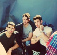 Jonas Brothers. I will miss these guys more than anything :(
