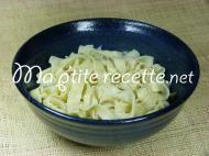 Verse bonen meel en spelt Pasta