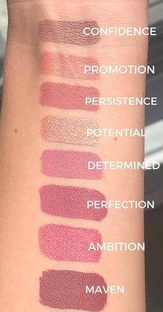 Best Matte Lipstick, Mac Lipstick Swatches, Perfect Lipstick, Velvet Lipstick, Rose Lipstick, Best Lipsticks, Nu Skin Ageloc, Healthy Skin Care, Trends