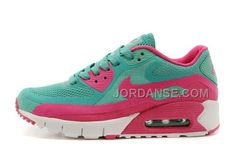 http://www.jordanse.com/womens-sneakers-nk-air-max-90-breathe-green-pink-for-fall.html WOMENS SNEAKERS NK AIR MAX 90 BREATHE GREEN / PINK FOR FALL Only 79.00€ , Free Shipping!