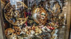 Venezia - maschere, di Trevor Crane