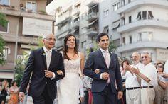 Urban Chic Wedding • Protaseis Gamou www.protaseisgamou.gr Urban Chic, Chic Wedding, Real Weddings, Suit Jacket, Breast, Party, Style, Fashion, Swag