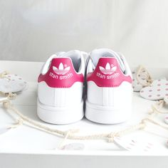 Coup de coeur pour les Stan Smith pink