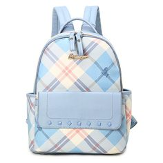 2a2bbdc4830c Floral Pattern Printing Rivet College Travel Backpack on Luulla Floral  Backpack