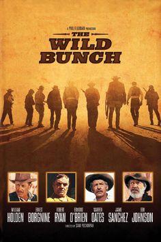 The wild bunch - Sam Peckinpah - 1969