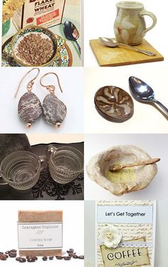 Good Morning Friends, How About Some Coffee.......... by Cappriell McQuiston on Etsy--Pinned with TreasuryPin.com