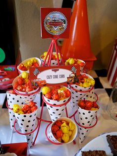 Disney Cars Birthday Party Ideas   Photo 1 of 80   Catch My Party