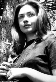 Hillary Clinton in the 1960s