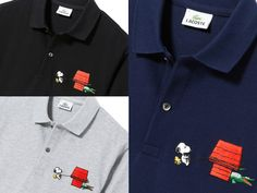 God Save the Queen and all: Peanuts x Lacoste - Capsule Collection #lacoste #peanuts #capsulecollection