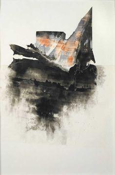 Black Iceberg by Leslie Shows