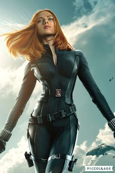 Black Widow in CAWS
