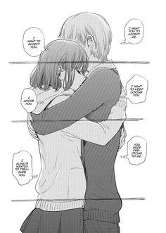 Finished this manga/anime and omg, my feelings... *inserts heartbreak emoji* #kuzunohonkai