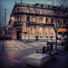 Natwest Bank Leicester City Centre - @americanidiot88- #webstagram (once went to one of the flats here -crazy place to live!)