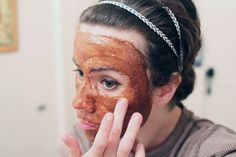 The Natural Acne Cure: 10 Natural Homemade Acne Face Mask Recipes that WORK!