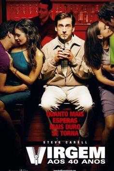 O Virgem de 40 anos CO-RO (2005) IMDb 7.3  2h 12 Min D (08-2016)  Titulo Original: Gênero: Comédia, Romance Ano de Lançamento: 2005 Duração: 2h 12 Min – Versão Estendida IMDb 7.3 D (08-2016) - MN (No Pin it)