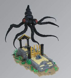 Gateway of the Squid