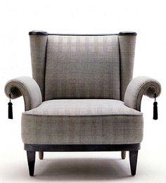 Jual Sofa Arm Chair , Custom Design One Seat /1 Seat / Luxury Material-2 - Dekor Haus   Tokopedia
