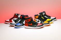 There's more to learn about your favorite Air Jordan 1s. SG ranked some iconic colorways based on it's backstory.