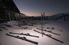 L'emozione di sciare alle prime luci dell'alba con Visit Trentino. Si chiama #trentinoskisunrise ed è un'esperienza da provare almeno una volta nella vita! @visittrentino rentino #TRENTINOSKISUNRISE