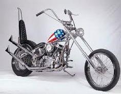 Famous Harley Davidson............