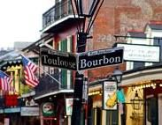 I love New Orleans so much! Voodoo, jazz, Cajun food, piano bar, hurricanes, and history.