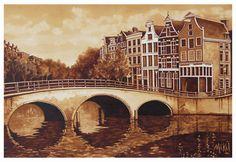 Переезд в Нидерланды. Начало