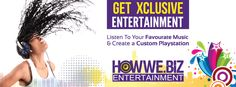 Its an entertainment website, download audio and videos. Get the latest news. check it out at http://www.howwe.biz