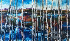 Follow My Tracks, mixed media landscape painting by Kimberly Kiel | Effusion Art Gallery + Cast Glass Studio, Invermere BC Sky Painting, Painting For Kids, Dance Paintings, Landscape Paintings, Modern Art, Contemporary Art, Wedding Painting, Cast Glass, Mountain Paintings