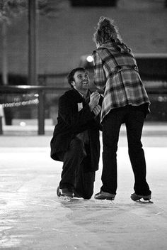 Dear future husband, Please hire a photographer to take a picture of the proposal. I would like a picture of the real moment.   Dear Friends, please make sure my future husband knows this. ;)