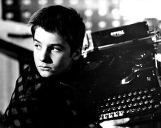 Les Quatre Cents Coups  Jean-Pierre Léaud as Antoine Doinel.