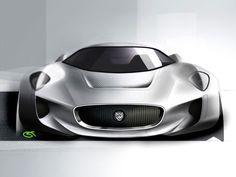 Jaguar-C-X75-Design