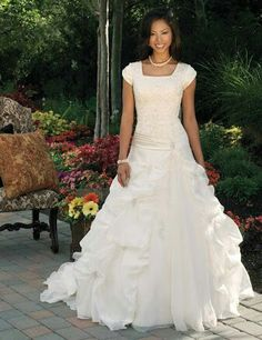 Casamento com modestia nunca é desperdicio