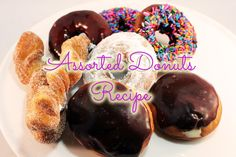 There is nothing quite like a fresh donut to make any problem go away! Yes my friends I present to you the real deal,...