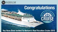 I am going on a cruise to the Bahamas with my Nerium family! THIS COMPANY REWARDS US FOR HELPING OTHERS!