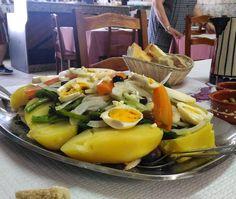 Uma das melhores razões para vir a #Braga é comer #bacalhau no meu sitio favorito o Arafate!