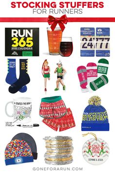 The great selection of runner's stocking stuffers from Gone For a Run features a huge variety of running apparel, accessories, jewelry, Christmas ornaments and more. Any of these will make perfect gifts for a runner. Running Friends, Running Gifts, Christmas Themes, Christmas Holidays, Knit Hats, Stocking Stuffers, Runners, Coasters, Great Gifts