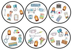 Juf Berdien dobble game spel kleuters ziek zijn dokter klas Preschool English Tips, English Lessons, Bingo, Double Game, Fun Games For Kids, Ice Breakers, Diy Games, Educational Games, Matching Games