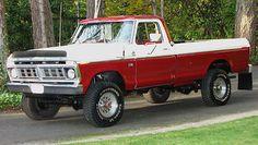 79 Ford Truck, Ford Obs, Cool Trucks, Big Trucks, Old Pickup Trucks, Vintage Trucks, Cars And Motorcycles, 4x4, Monster Trucks