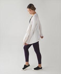Resolution Wrap - Heathered White - Size 8
