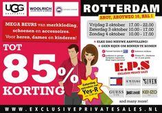 EPS beurs Ahoy Rotterdam -- Rotterdam -- 02/10-04/10