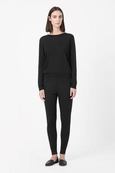 COS | Cashmere leggings