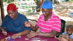 Making The Bead Co's cause related bracelets keeps a beading community employed