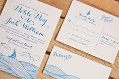Mable Wedding Invitations | Spark Letterpress