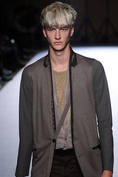 Benjamin Jarvis / ato Men's S/S 2013
