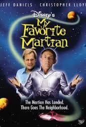 my favorite martian movie - loved it