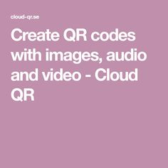 Qr code generator qr stuff free online qr code generator and create qr codes with images audio and video cloud qr reheart Choice Image